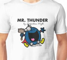 Mr Thunder Unisex T-Shirt