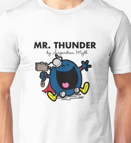 Mr Thunder Unisex T-Shirt
