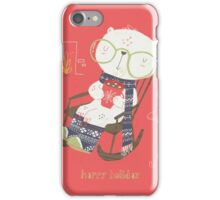 Rocking Christmas iPhone Case/Skin