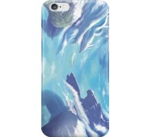 Legendary Sky Battle iPhone Case/Skin
