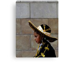 Cuenca Kids 360 Canvas Print