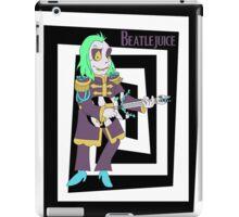 Beatlejuice iPad Case/Skin