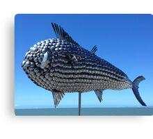 Utensil fish. North Queensland  Canvas Print