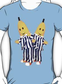 Bananas in Pajamas - B1 and B2 T-Shirt
