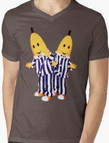 Bananas in Pajamas - B1 and B2 Mens V-Neck T-Shirt