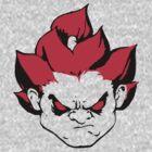 Street Fighter - Akuma by ispanda