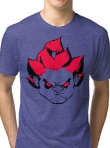 Street Fighter - Akuma Tri-blend T-Shirt