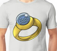 Planeteer Ring - Wind - Large image Unisex T-Shirt