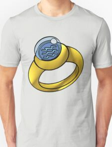 Planeteer Ring - Wind - Large image T-Shirt
