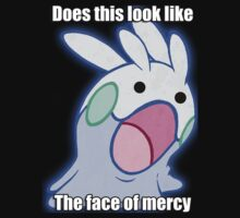 DOES THIS LOOK LIKE THE FACE OF MERCY- Goomy by Slowkinggaming