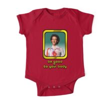 Slim Goodbody - Be Good To Your Body One Piece - Short Sleeve