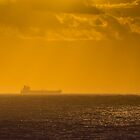 Golden Horizon by diggle