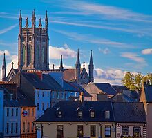 Ireland. Kilkenny. St.Mary's Cathedral. by vadim19