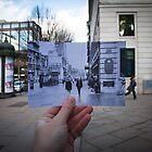 Colmore Row c1970's by Tim Cornbill