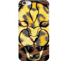Leopard face iPhone Case/Skin