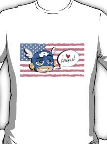 Chibi Captain America ! T-Shirt