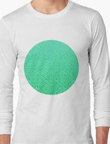 Damask Style Inspiration Long Sleeve T-Shirt
