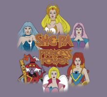 She-Ra Princess of Power - Girls of The Great Rebellion - Color Kids Tee