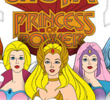 She-Ra Princess of Power - The Great Rebellion #1 - Color Sticker