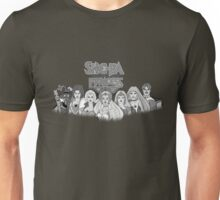 She-Ra Princess of Power - The Great Rebellion #1 - Black & White Unisex T-Shirt