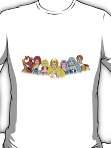 She-Ra Princess of Power - The Great Rebellion #2 - Color T-Shirt