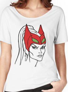 She-Ra Princess of Power - Catra  Women's Relaxed Fit T-Shirt