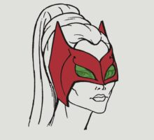She-Ra Princess of Power - Catra - Mask Down by DGArt