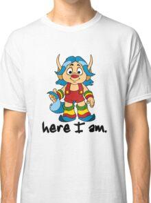 She-Ra Princess of Power - Loo Kee - Here I Am - Black Font Classic T-Shirt