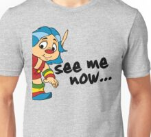 She-Ra Princess of Power - Loo Kee - See Me Now - Black Font Unisex T-Shirt