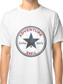 Adventure Time Converse Classic T-Shirt