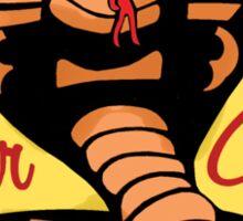 Viper Cobra in: Colored! Sticker