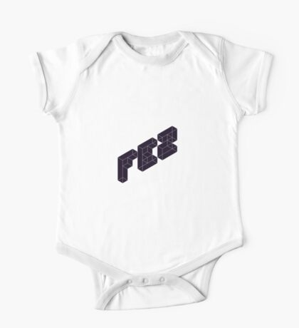 Fez Logo One Piece - Short Sleeve