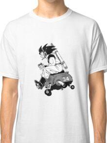 Happy Goku Classic T-Shirt