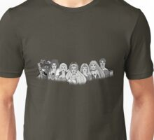 She-Ra Princess of Power - The Great Rebellion #2 - Black & White Unisex T-Shirt