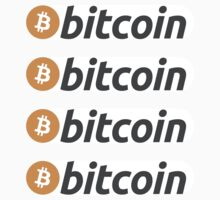 Bitcoin ×4 by krop ★ $1.49 stickers