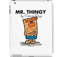 Mr Thingy iPad Case/Skin