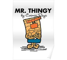 Mr Thingy Poster