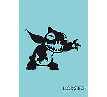 Stitch Photographic Print