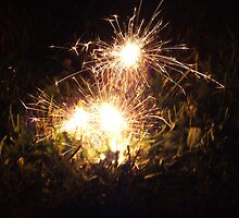 Sparks are flying by Noelle Loberg