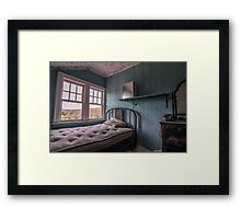 ...I dont want to dream anymore... Framed Print