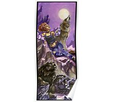 Monster Mistress Werewolf Poster