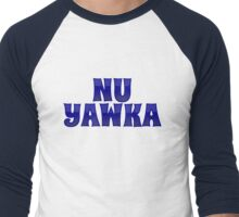 Nu Yawka Men's Baseball ¾ T-Shirt