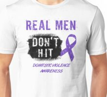 Domestic Violence Awareness Unisex T-Shirt