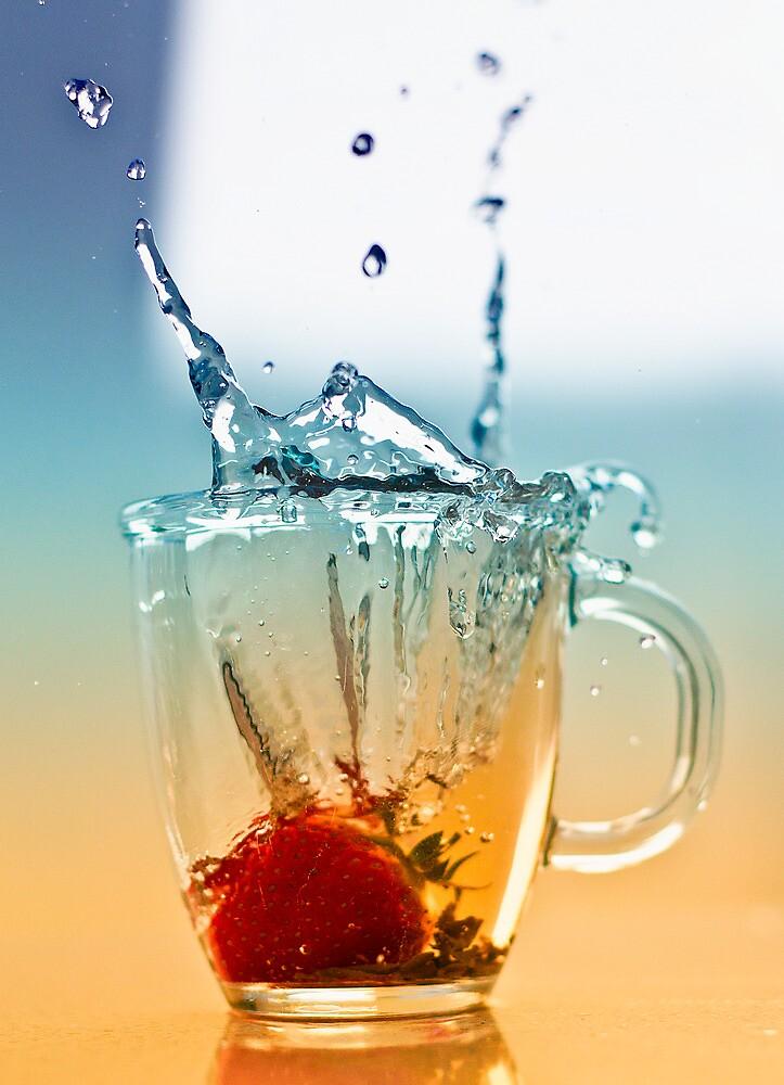 Strawberry Splash by Zak Milofsky