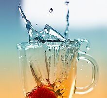 Strawberry Splash by Zak Milofsky