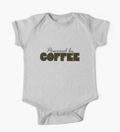 Powered by COFFEE Kids Clothes