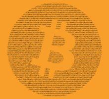 Bitcoin Tee by Enji333