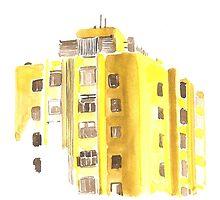Soviet Apartment by Daniel Gallegos