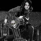 Graveyard Ghoul Girl! by Heather Friedman
