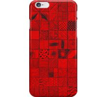 Random Strokes iPhone Case/Skin